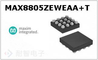 MAX8805ZEWEAA+T