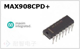 MAX908CPD+