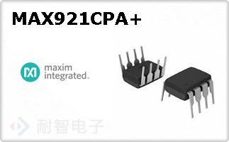 MAX921CPA+
