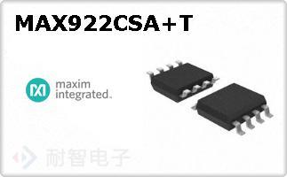MAX922CSA+T