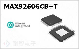 MAX9260GCB+T