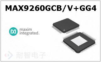 MAX9260GCB/V+GG4