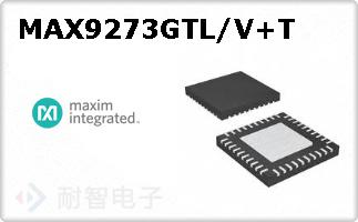 MAX9273GTL/V+T