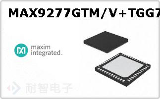 MAX9277GTM/V+TGG7