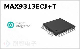 MAX9313ECJ+T