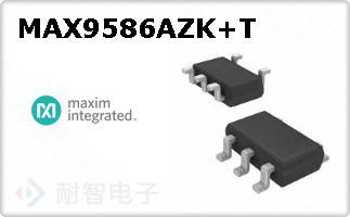 MAX9586AZK+T