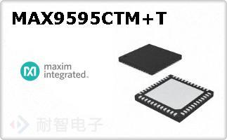 MAX9595CTM+T