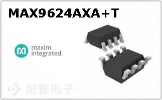 MAX9624AXA+T