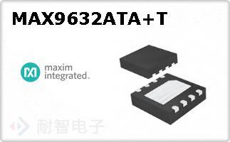 MAX9632ATA+T
