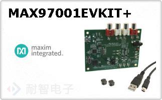 MAX97001EVKIT+