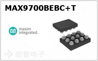 MAX9700BEBC+T的图片