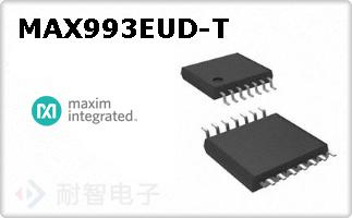 MAX993EUD-T