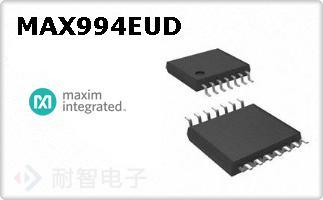 MAX994EUD