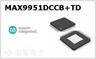 MAX9951DCCB+TD